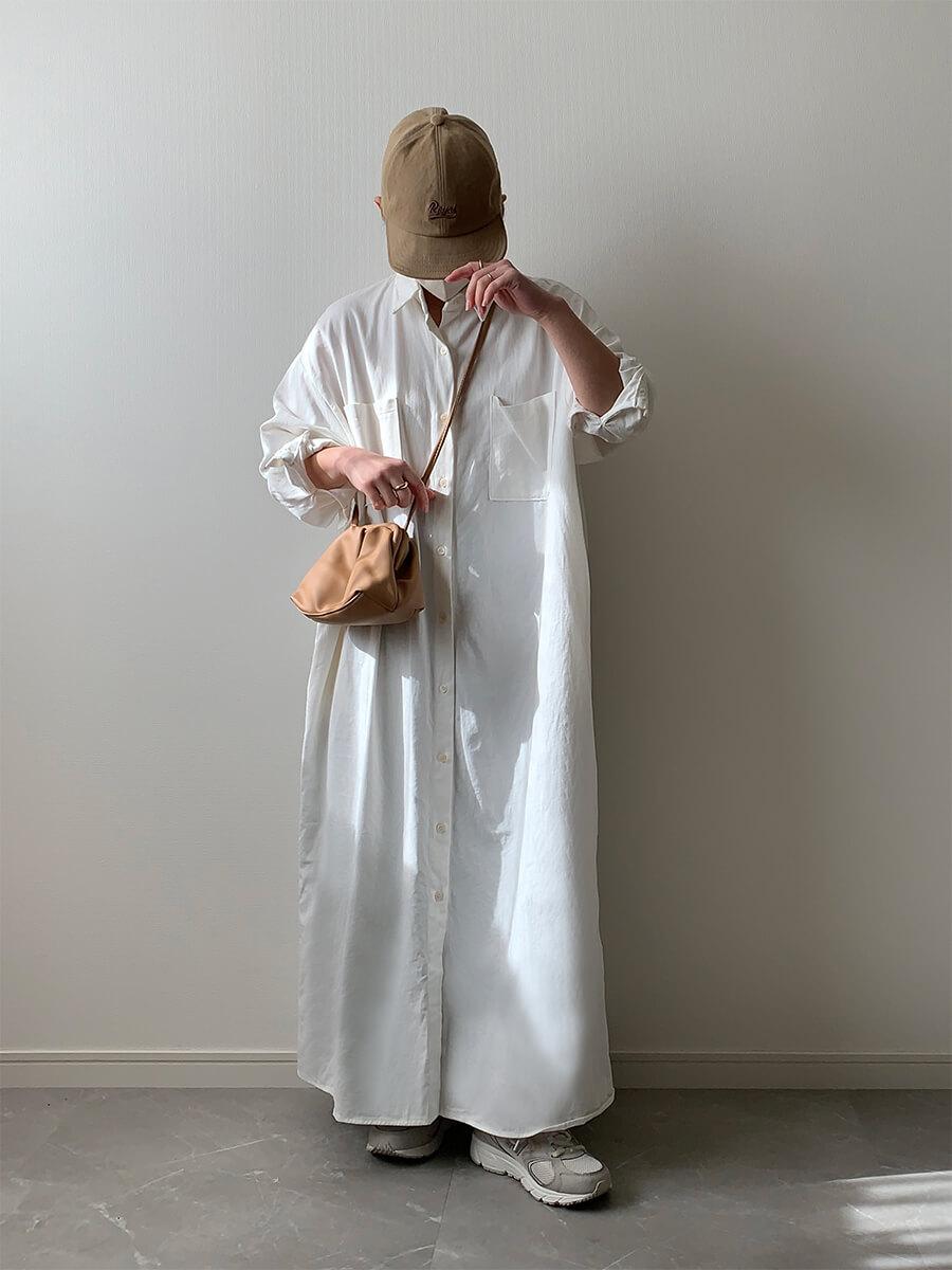 WHITE / 154cm