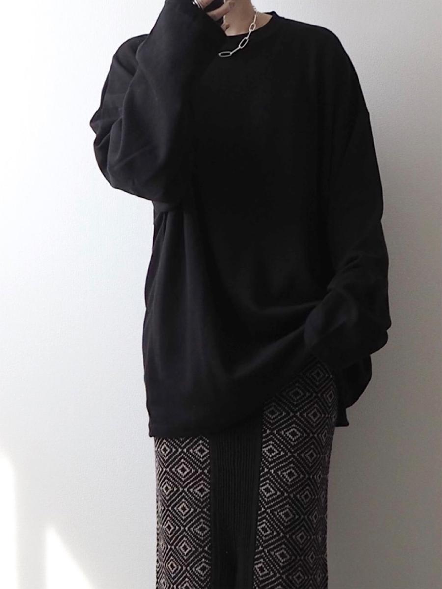 BLACK / 154cm